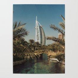 Burj Al Arab - Dubai Poster