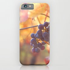 Fall Grapes Slim Case iPhone 6s