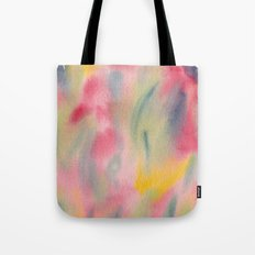 Vibrant summer colour Tote Bag