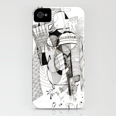 I feel too much iPhone (4, 4s) Slim Case