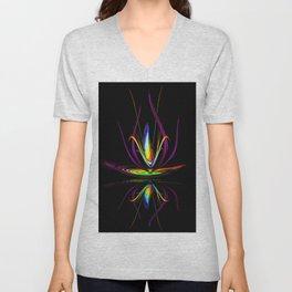 Flowermagic - Light and energy 10 Unisex V-Neck
