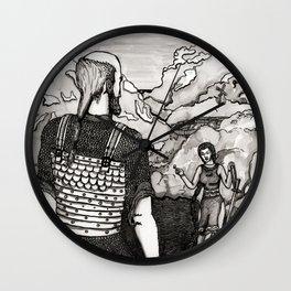 Herr Mannelig Wall Clock