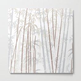 Bamboo XVI Metal Print