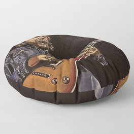 Allman Brothers  Floor Pillow