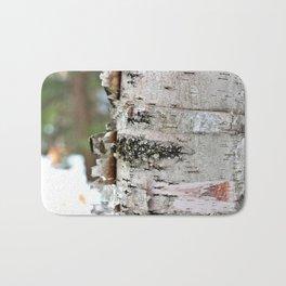 Peeling Birch Bath Mat