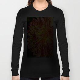 Radiant Orange Long Sleeve T-shirt