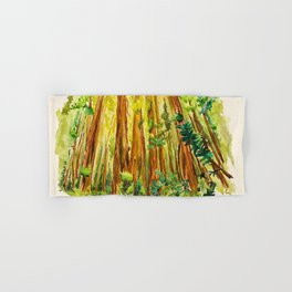 Redwood National Park Hand & Bath Towel