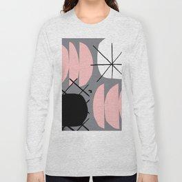 Pink Jazz Long Sleeve T-shirt