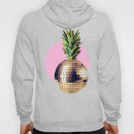 Ananas party (pineapple) Pink version Hoody