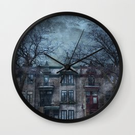 The Montreal Mystery Wall Clock