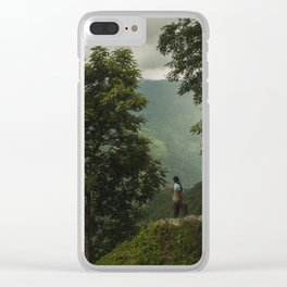 The Hills Have Eyes Clear iPhone Case