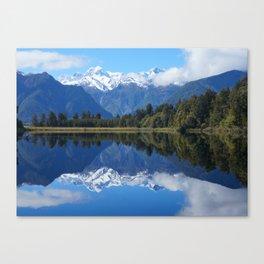 Lake Matheson, NZ Canvas Print
