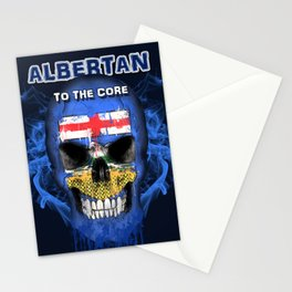To The Core Collection: Alberta Stationery Cards