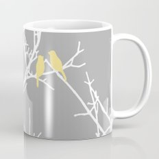 Bird on a Branch IX Mug