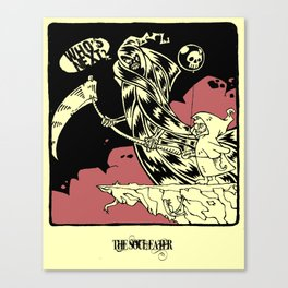 the soul eater Canvas Print