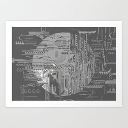 systems Art Print