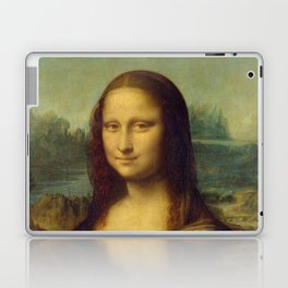 Classic Art - Mona Lisa - Leonardo da Vinci Laptop & iPad Skin