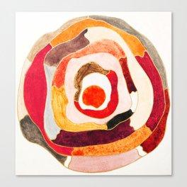 Slice of Wood Canvas Print