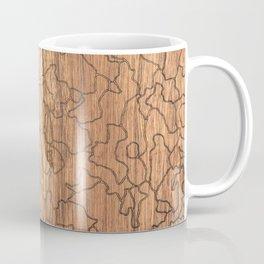 Platanus Orientalis Coffee Mug