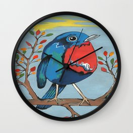 Have A Tweet Day Wall Clock