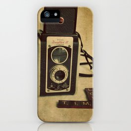 Time Love iPhone Case
