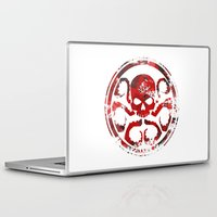 hydra Laptop & iPad Skins featuring HYDRA by Trey Crim