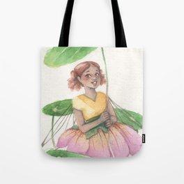An Umbrella For Ana Tote Bag
