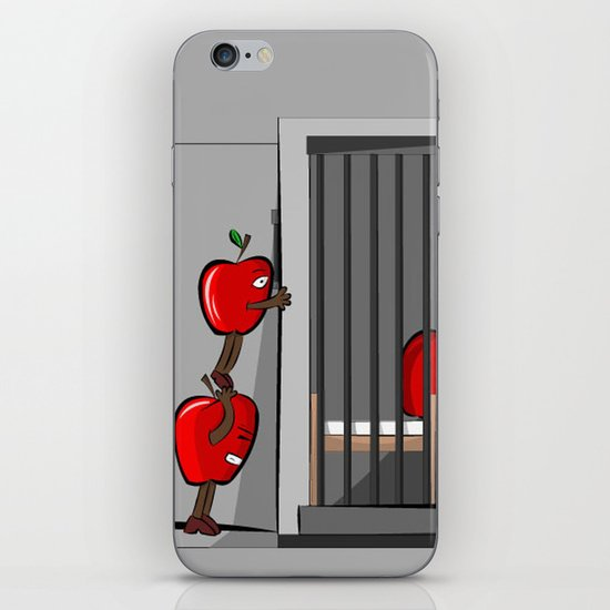 Break Out iPhone & iPod Skin