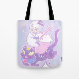 Pastelia Tote Bag