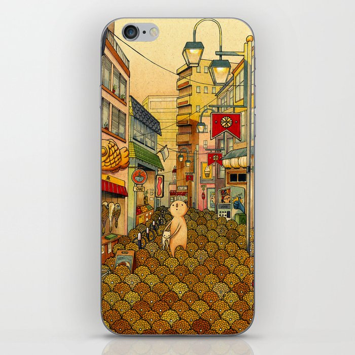Golden Hour iPhone Skin by feliciachiao