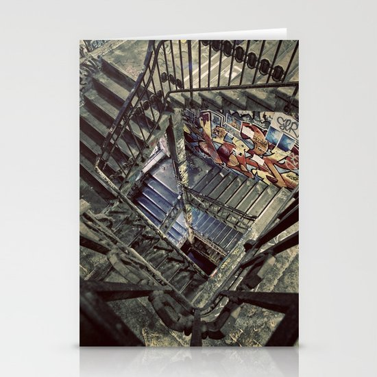 Tacheles Stationery Cards