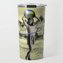 Who'll Play With Me? Travel Mug