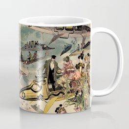 La Sortie de l'opéra en l'an 2000 Coffee Mug