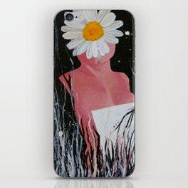 Daisy Face iPhone Skin