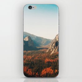 Vibes of the Valley iPhone Skin