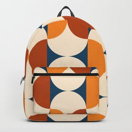 60s Beans Pattern Backpack