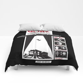 Gork Abduction & Experimentation Co. Comforters
