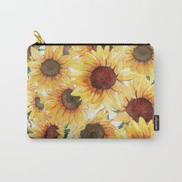 Sunflowers Bloom  Carry-All Pouch
