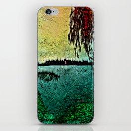 :: Lake View :: iPhone Skin