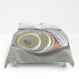 Weight Plates Orb Comforters