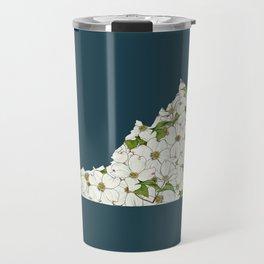 Virginia in Flowers Travel Mug