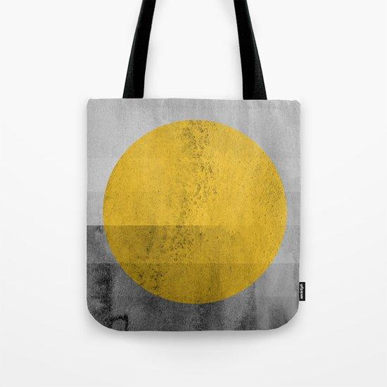 Modern Geometric III Tote Bag
