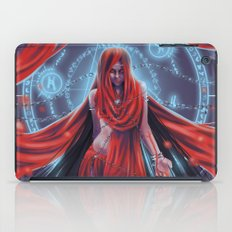 Blood witch iPad Case