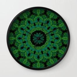 Persian carpet 9 Wall Clock
