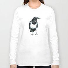 Pied Crow Long Sleeve T-shirt