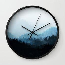 Woods 5Y Wall Clock