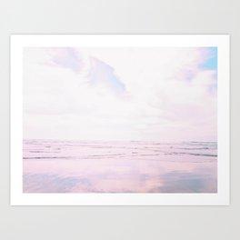 Salt Sea  Art Print