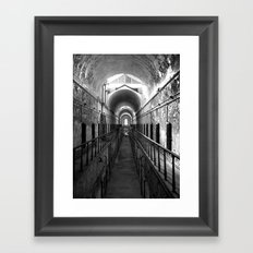Eastern State Penitentiary  Framed Art Print