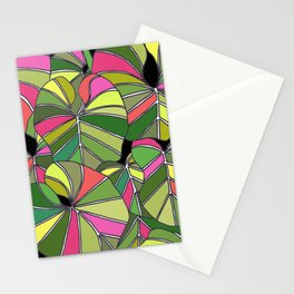 Psychedelic Summer Stationery Cards