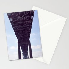 cantilever bridge  Stationery Cards